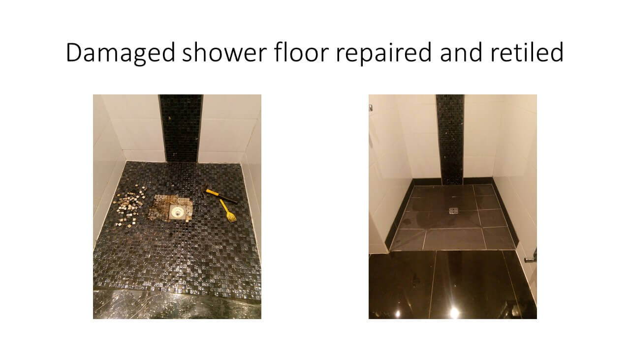 Odd Job Done Handyman shower repairs
